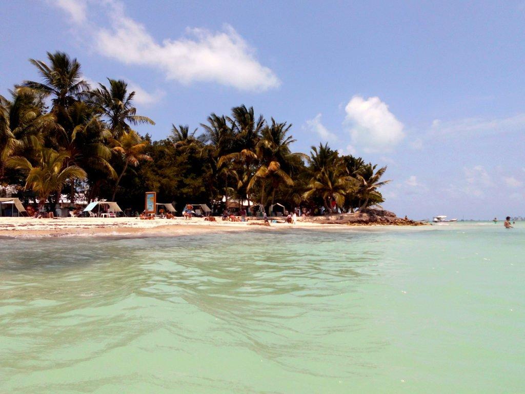 Isla de Baru Kolumbien