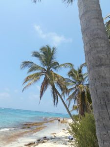 Jonny Cay Insel Kolumbien