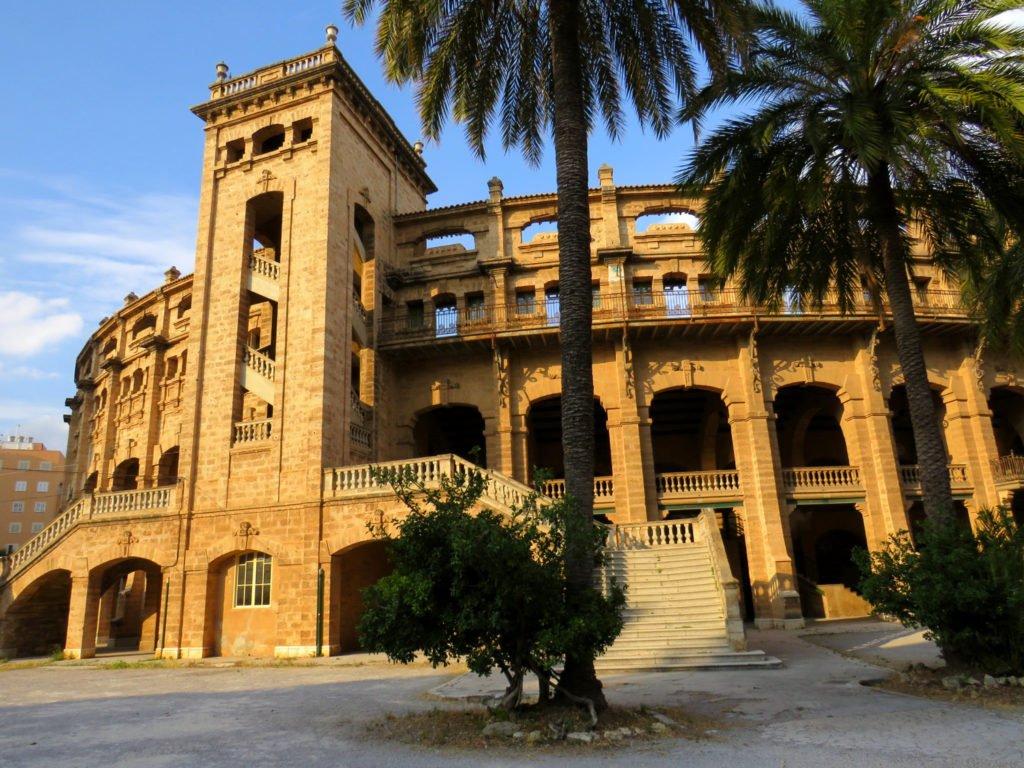 Stierkampfarena Palma de Mallorca
