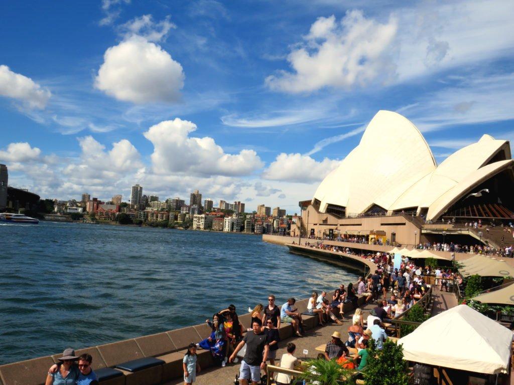 Australien Reisebericht Sydney