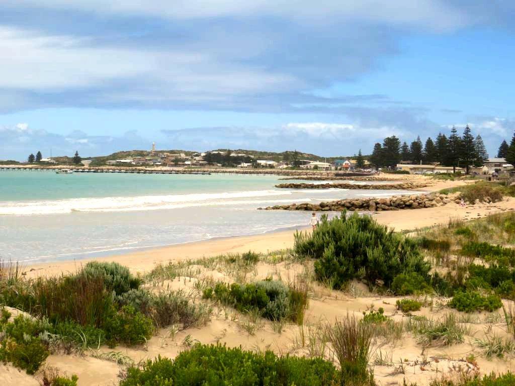 Beachport Australien