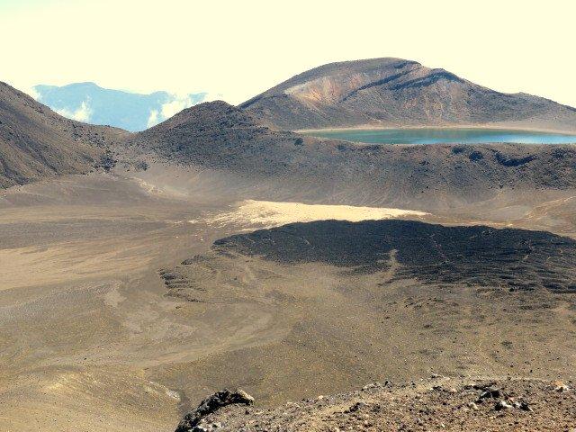 Wandern Tongariro Alpine Crossing
