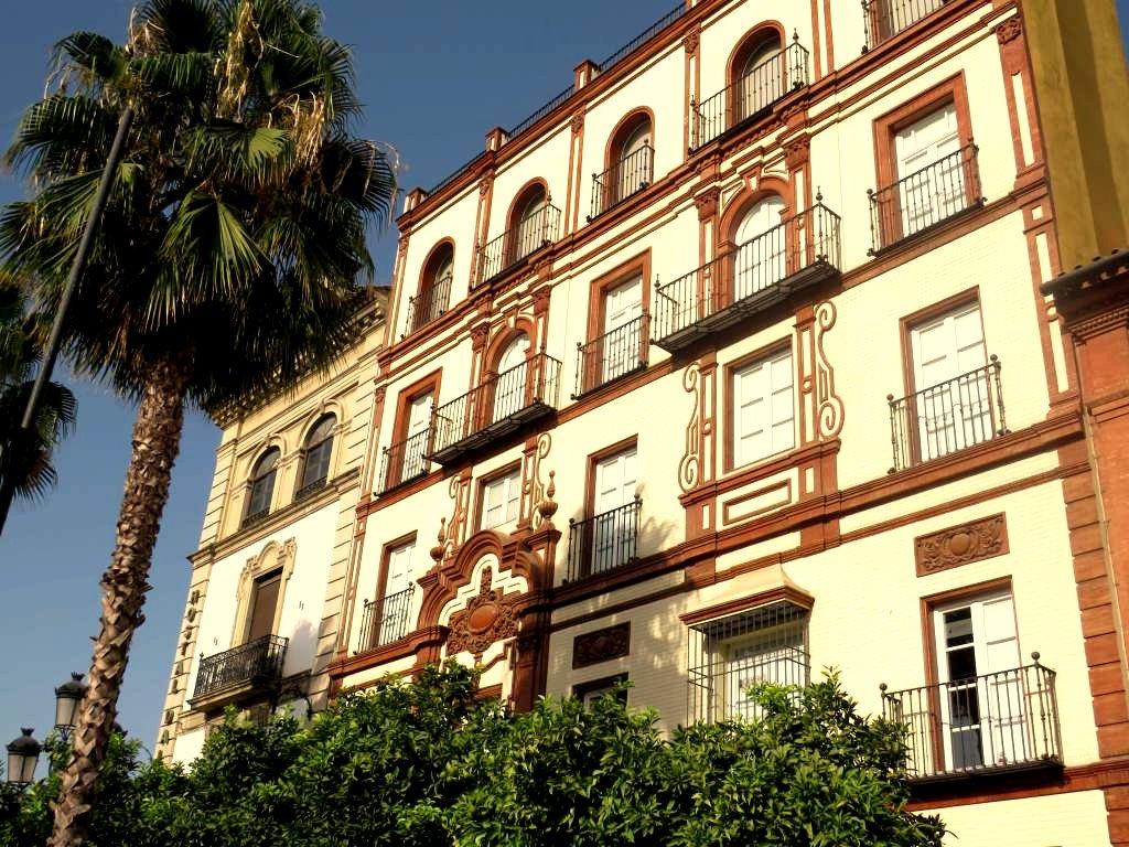 Centro historico Sevilla