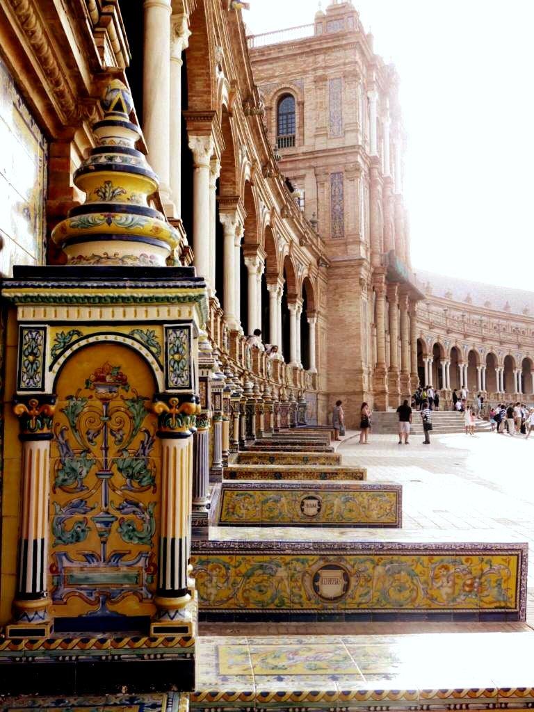 Sevilla Placa de Espanya