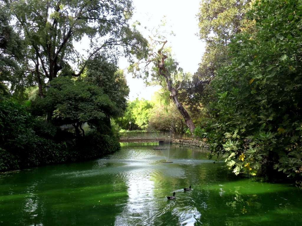 Maria Luisa Park Sevilla