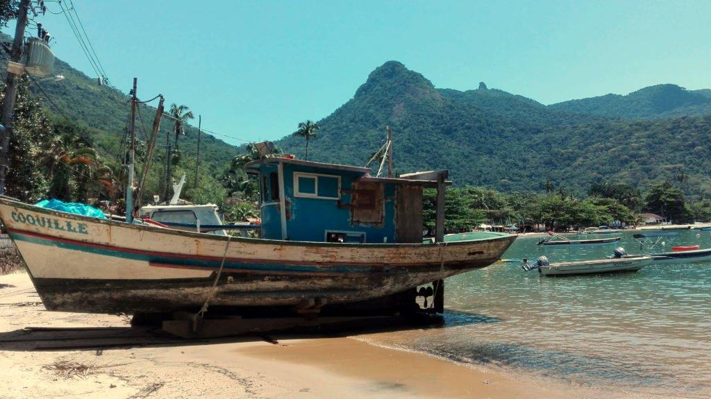 Ilha Grande Brasilien