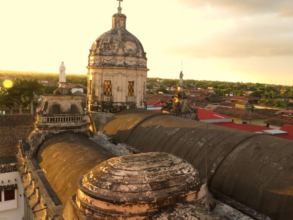 Iglesia de Merced Nicaragua
