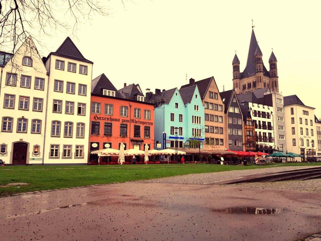 Die Altstadt Köln