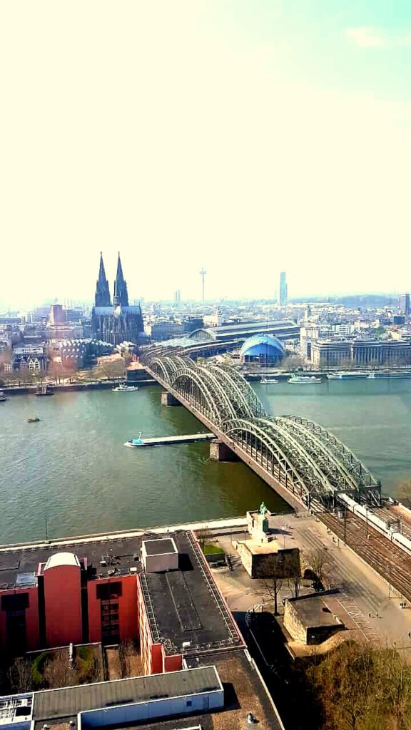 Köln AUssichtspunkt