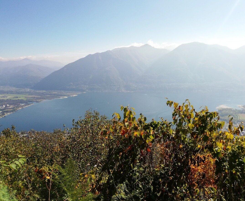 Lago Maggiore im Tessin/Schweiz