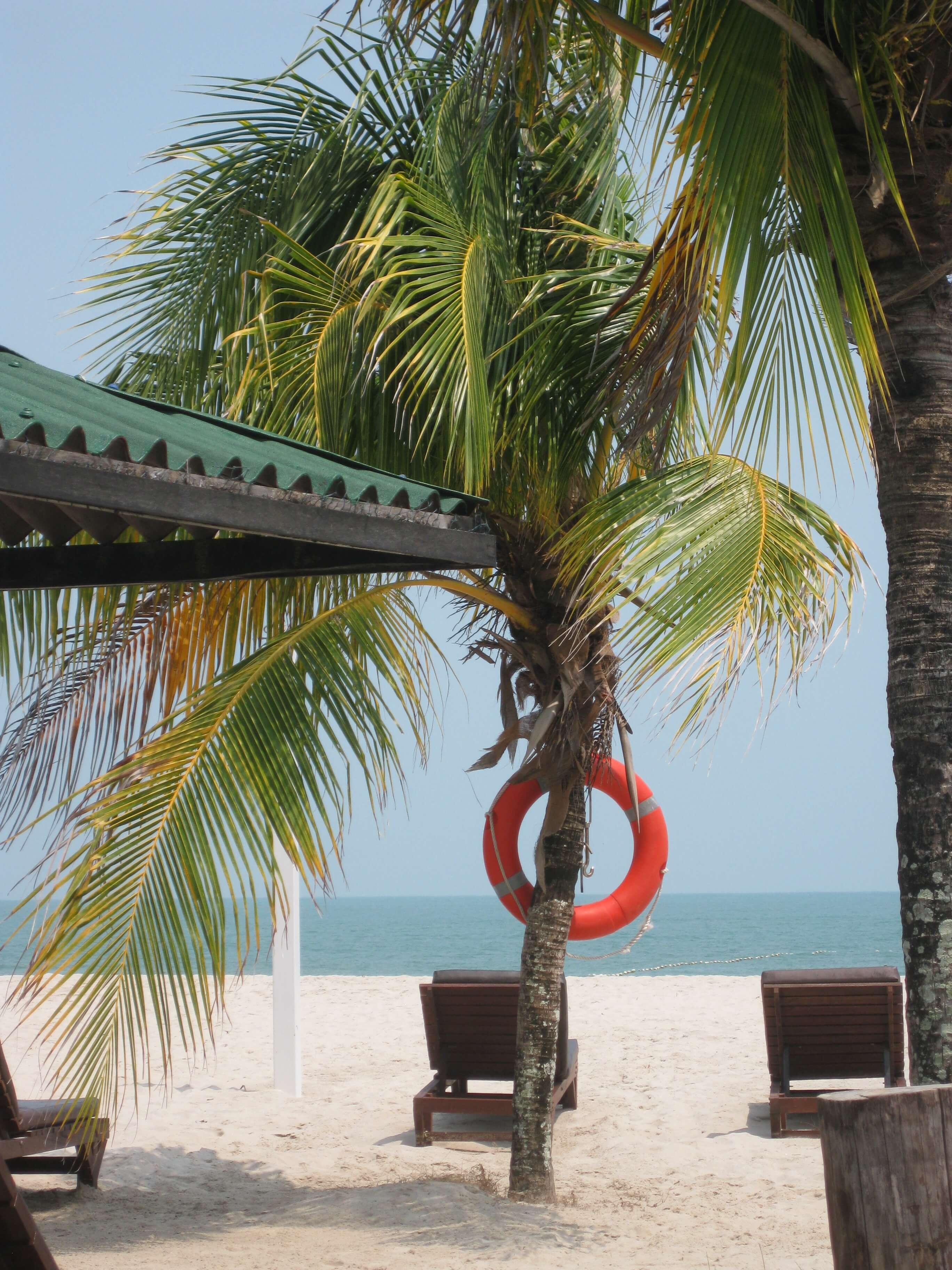Langkawi Malaysia Strand