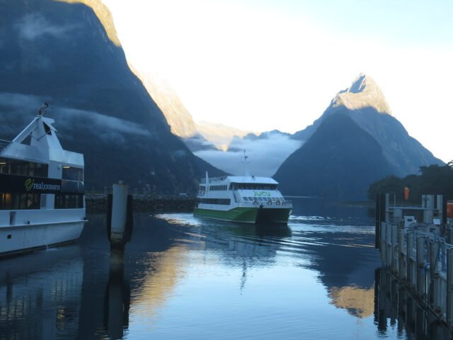 Milford Sound Südinsel Neuseeland