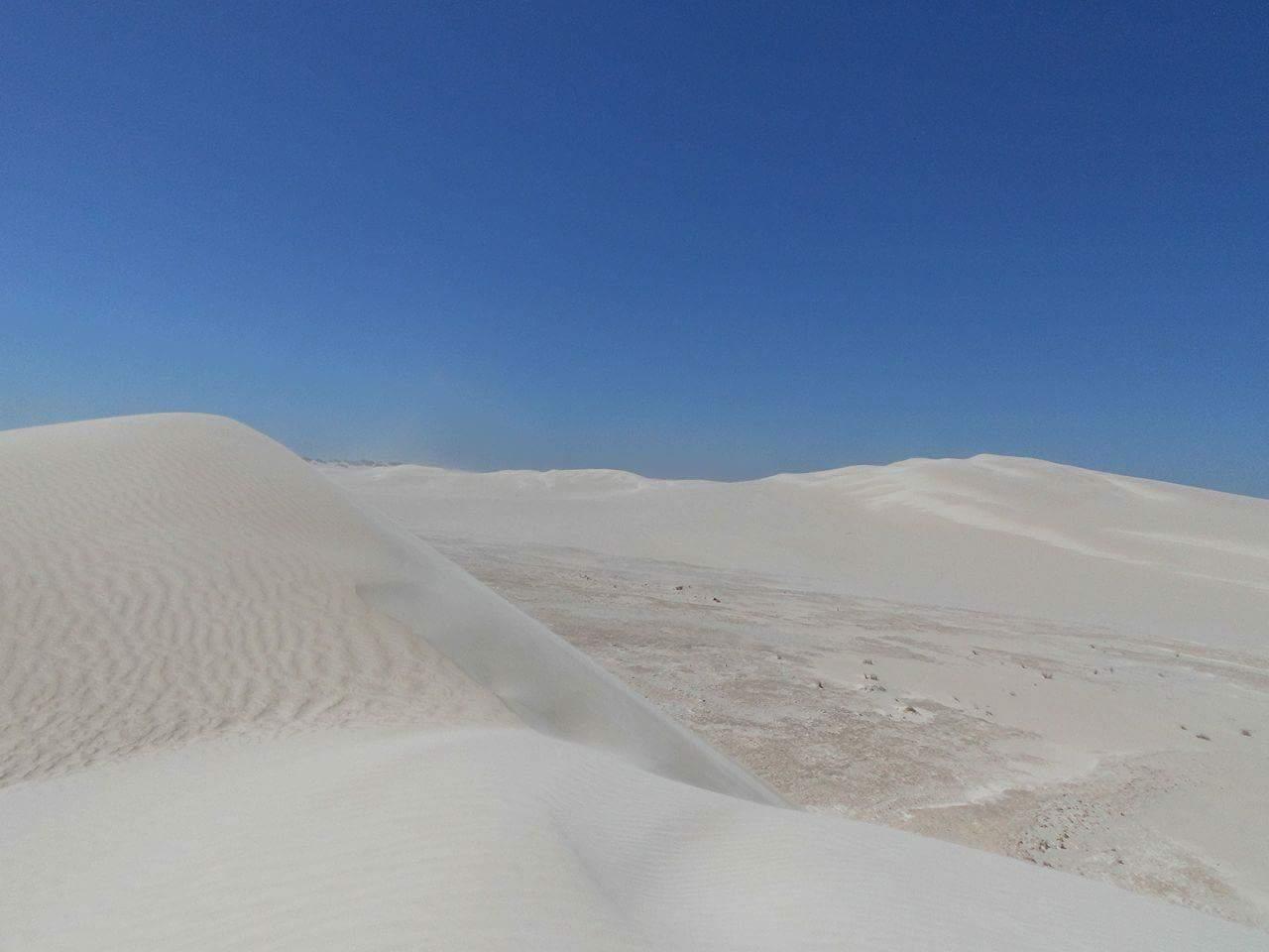 Sandsurfen in Lancellin