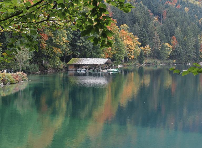 Das Allgäu im Herbst