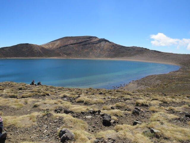 Blue Lake Neuseeland