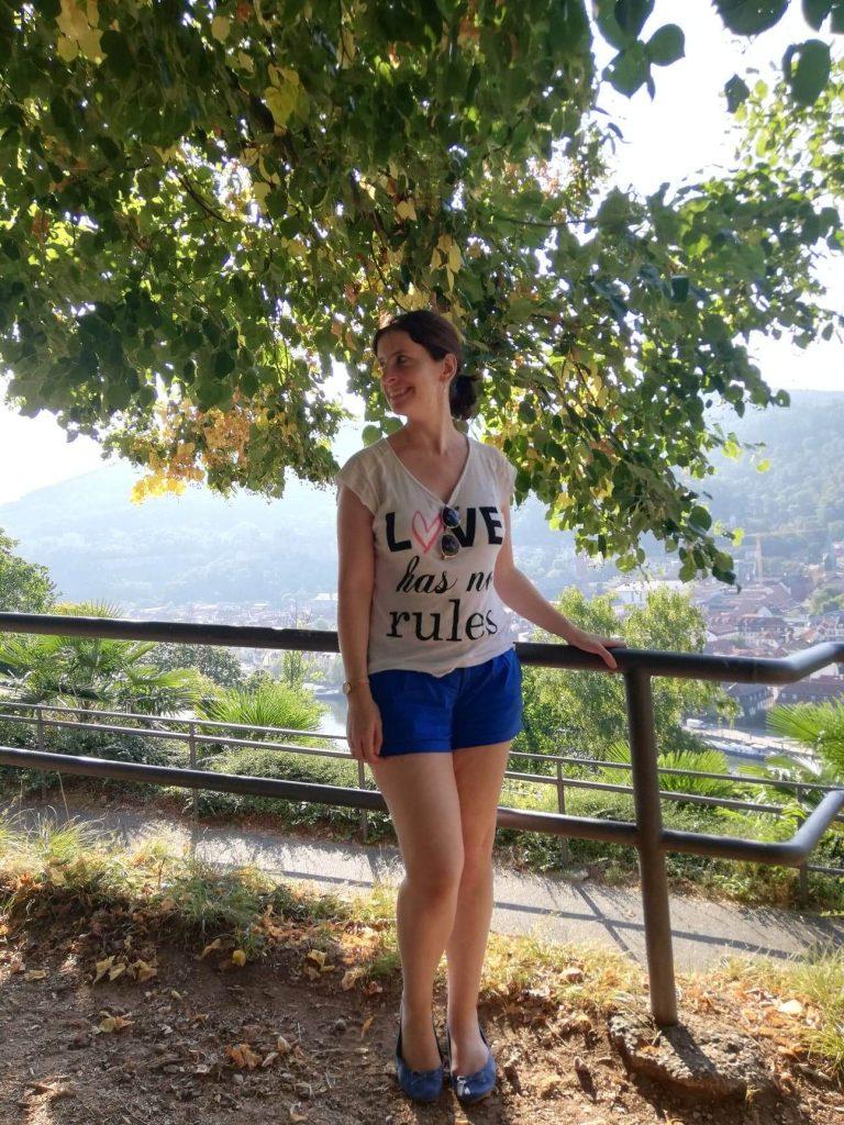 Pause Philosophenweg Heidelberg