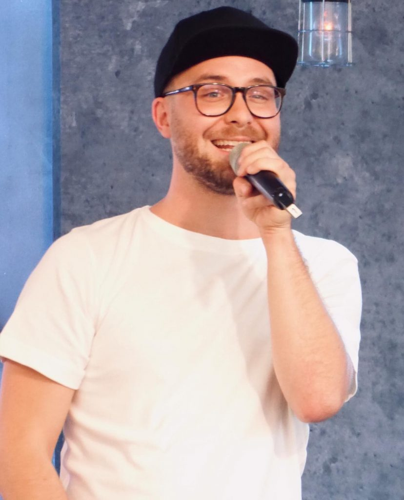 Mark Forster SWR3 New Pop