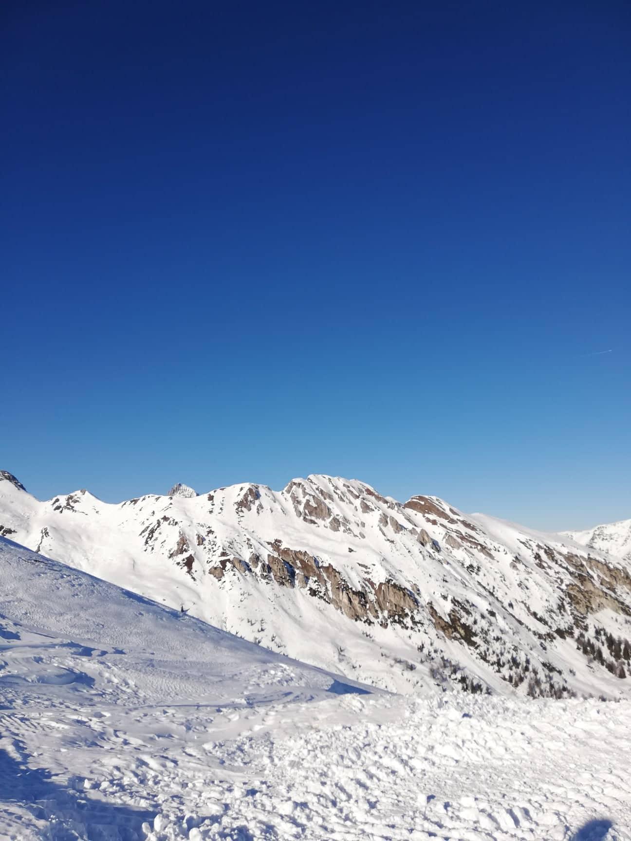 Ski fahren Rosskopf Winterurlaub