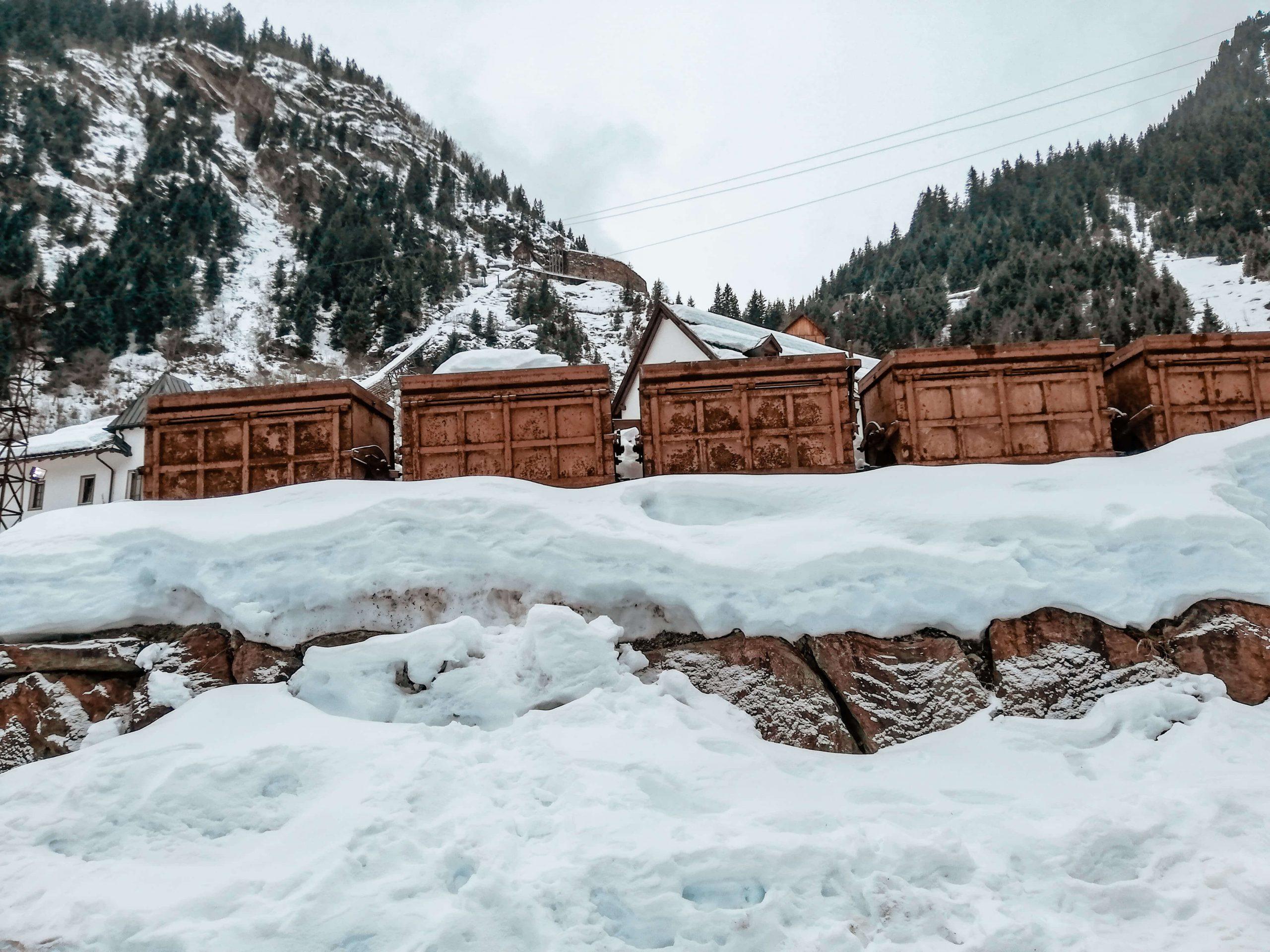 Ridnaun Bergwerk
