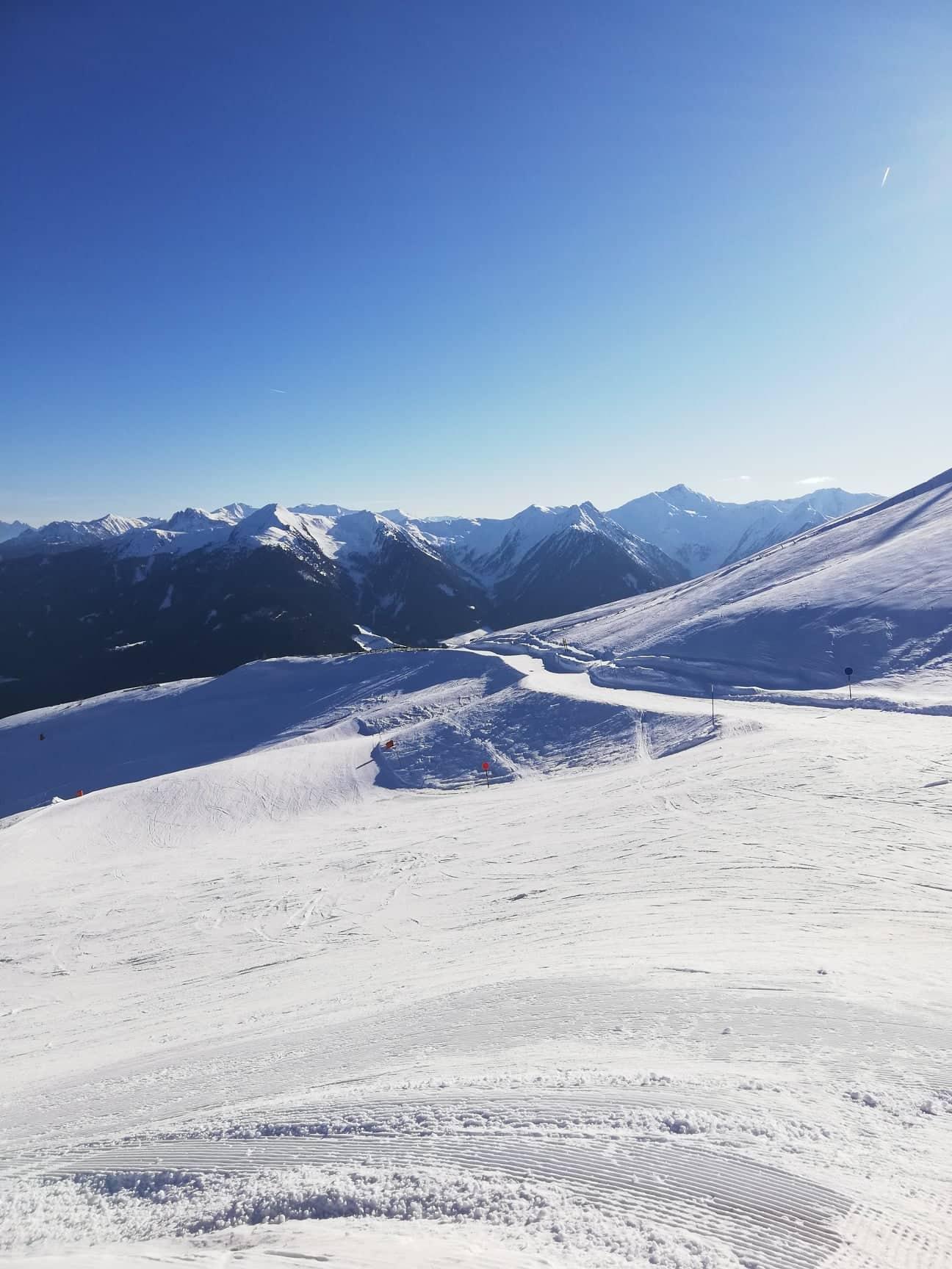 Rosskopf Sterzing Winterurlaub SKi fahren