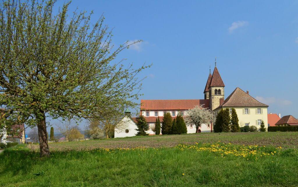 St. Peter und Paul Reichenau