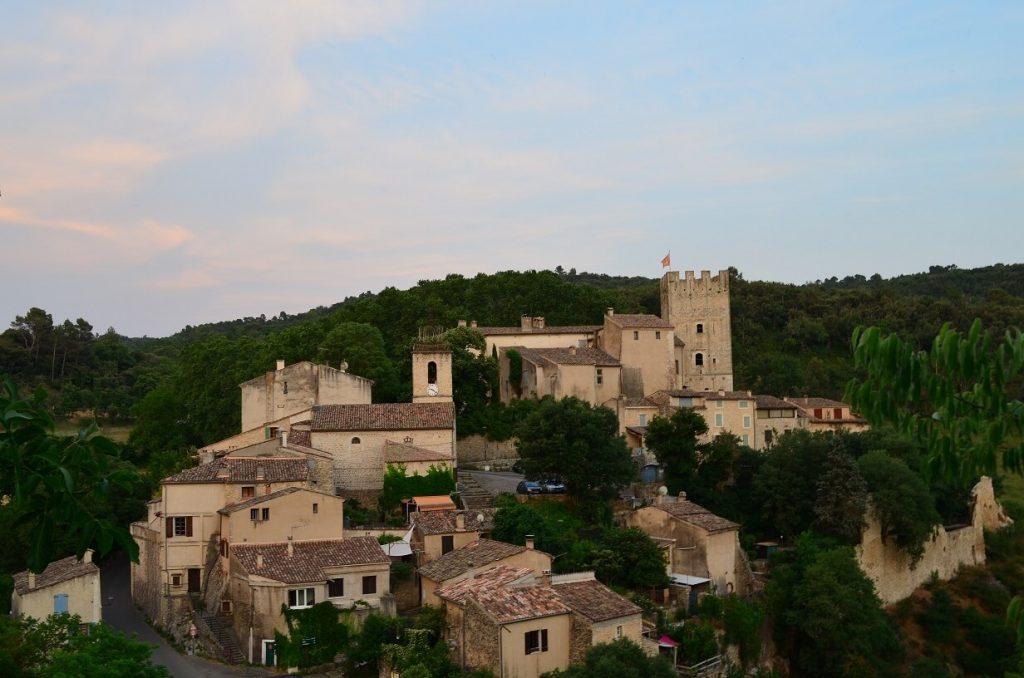 Schloss Esparron de Verdon