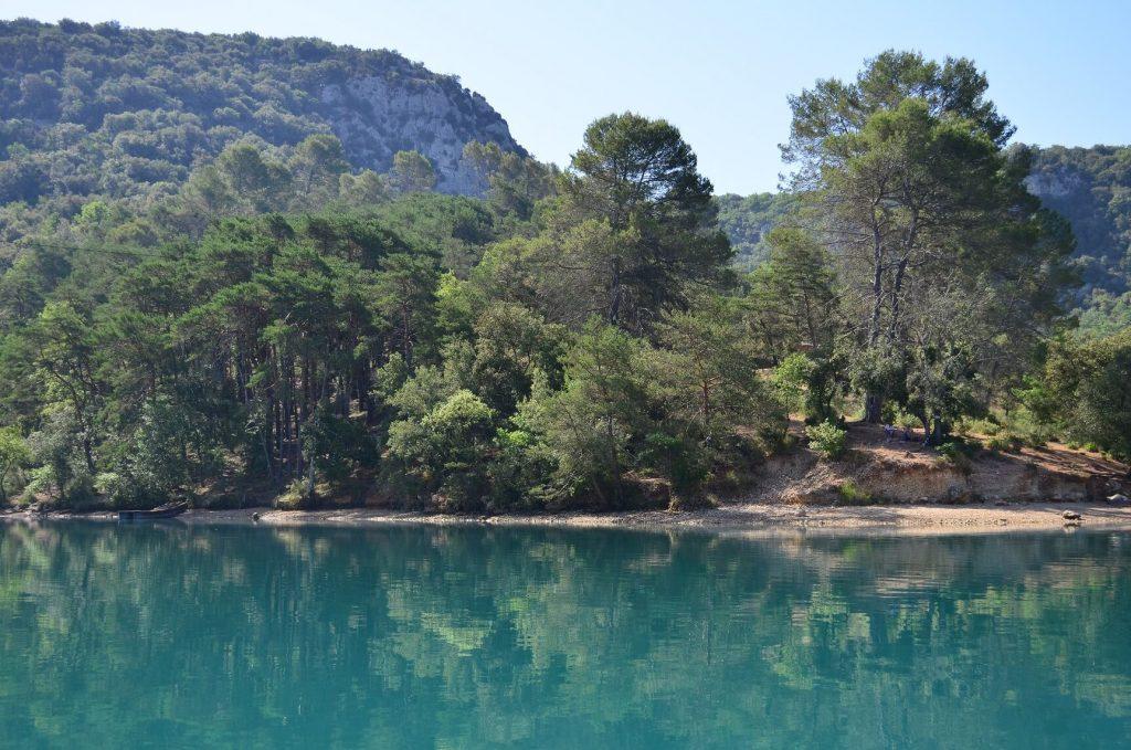 Lac de Verdon