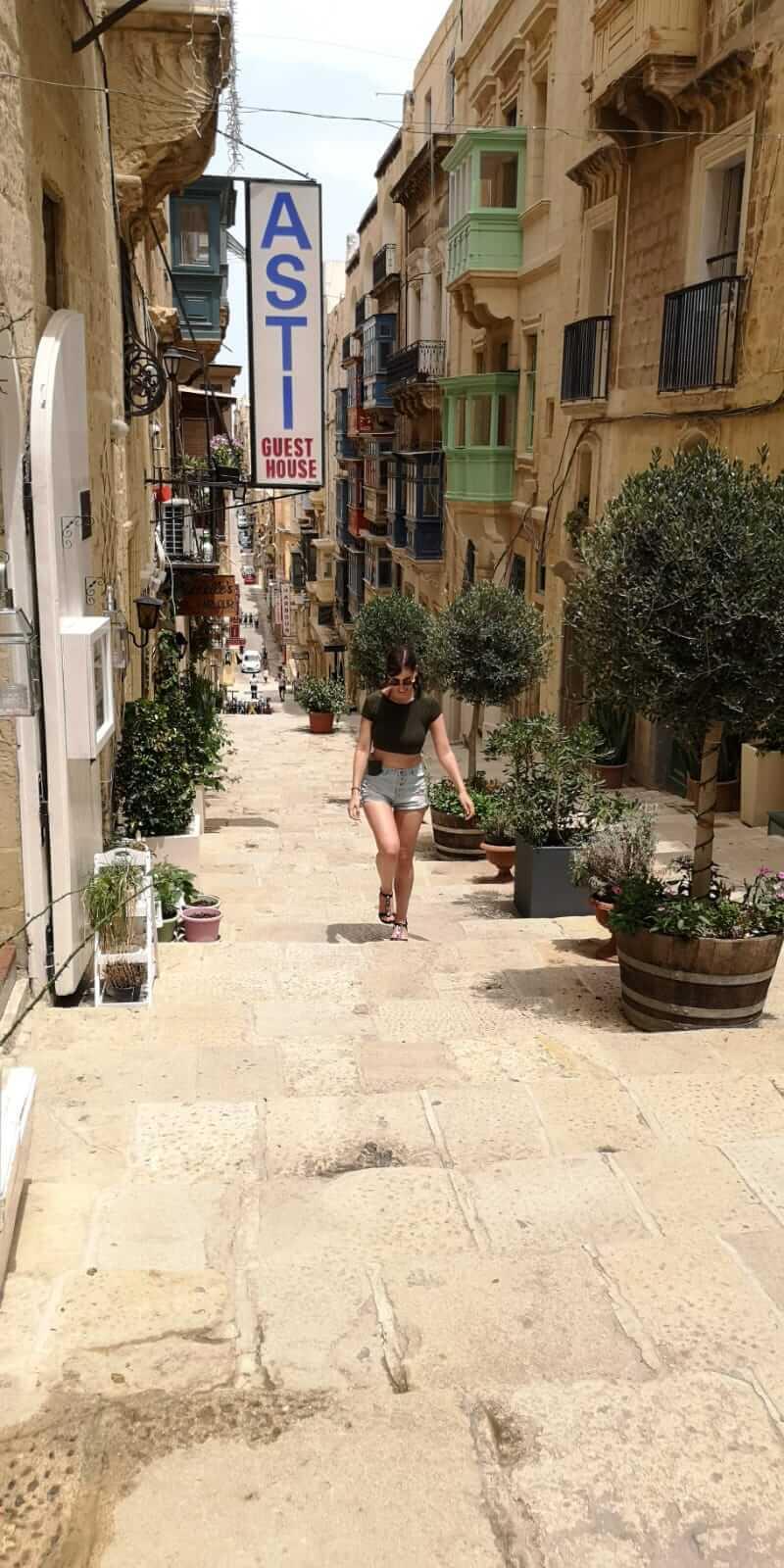 Valetta Hauptstadt von Malta