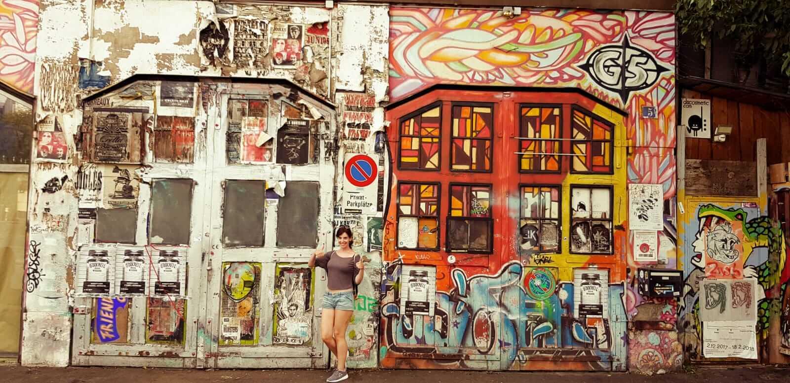 Streetart Zürich West