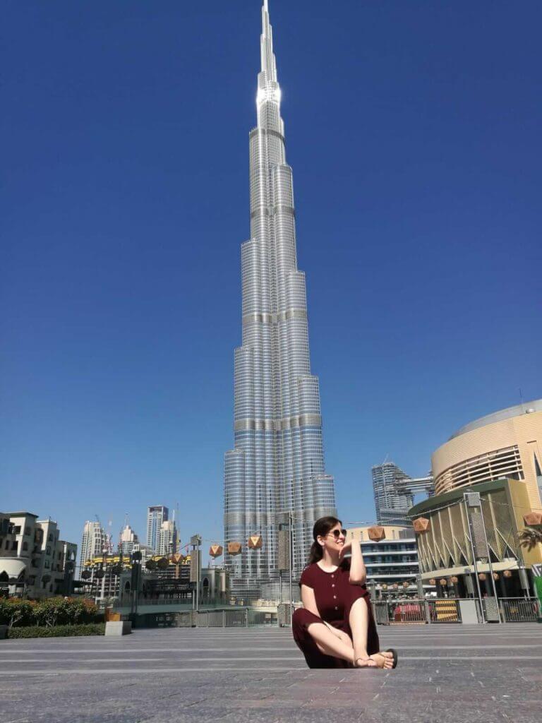 Der Burj Khalifa Höchste Gebäude der Welt
