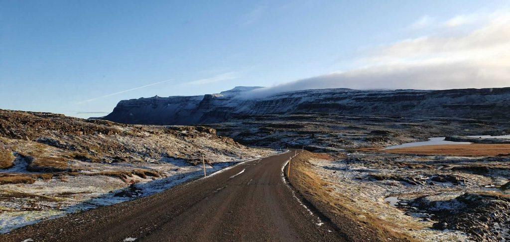 Autofahren in Island
