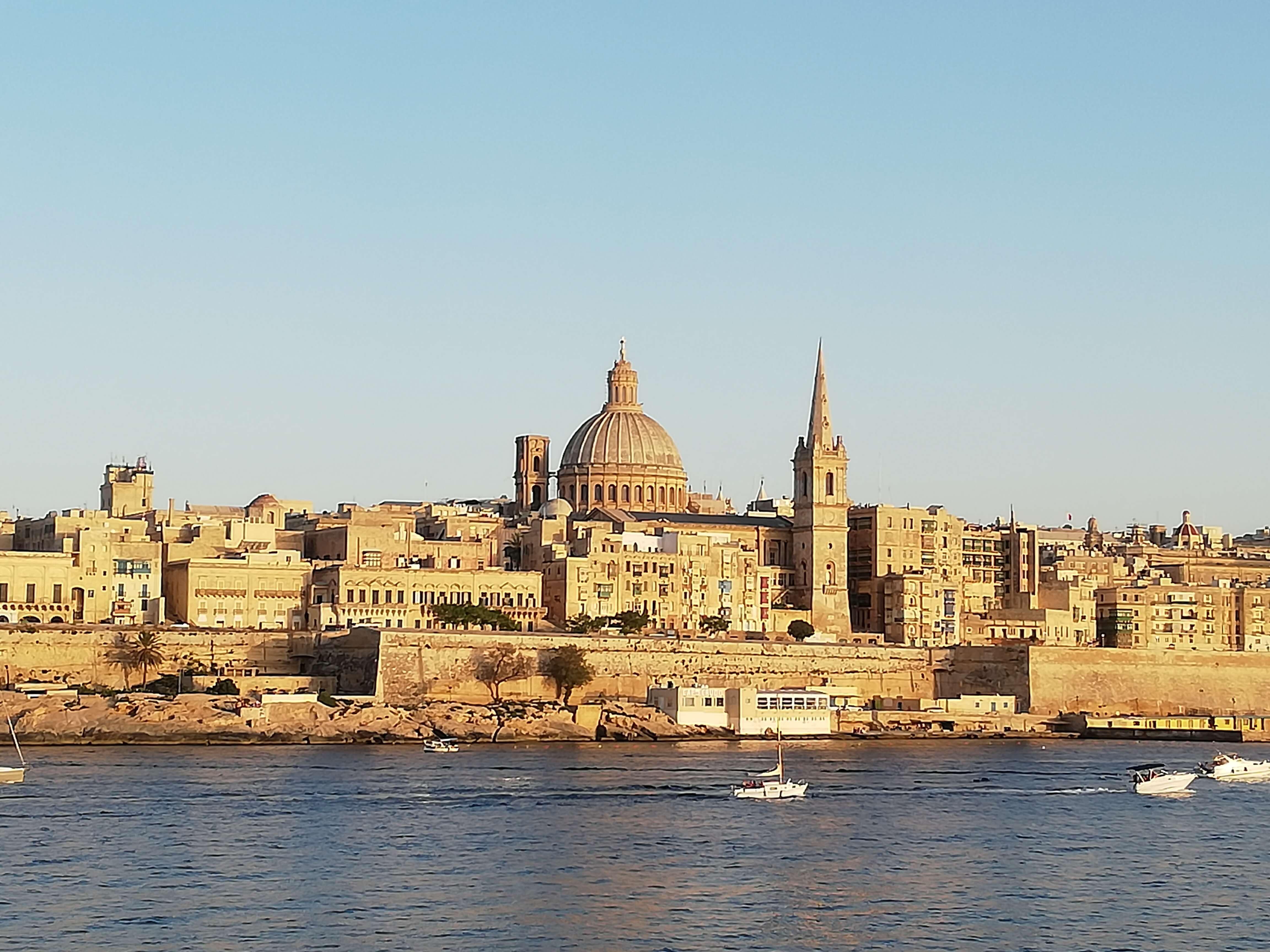 Die Hauptstadt von Malta: Valletta
