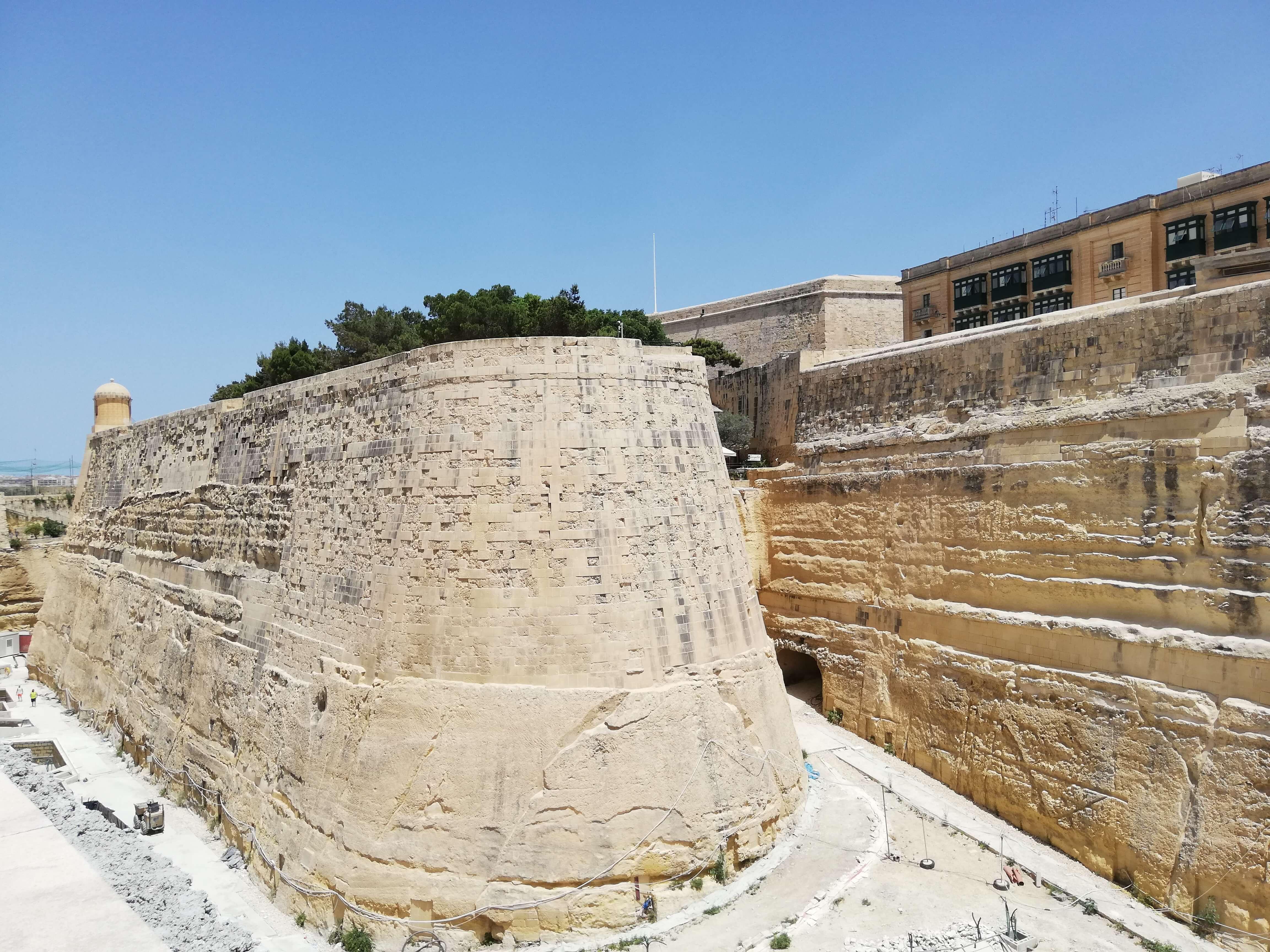 Valetta auf Malta