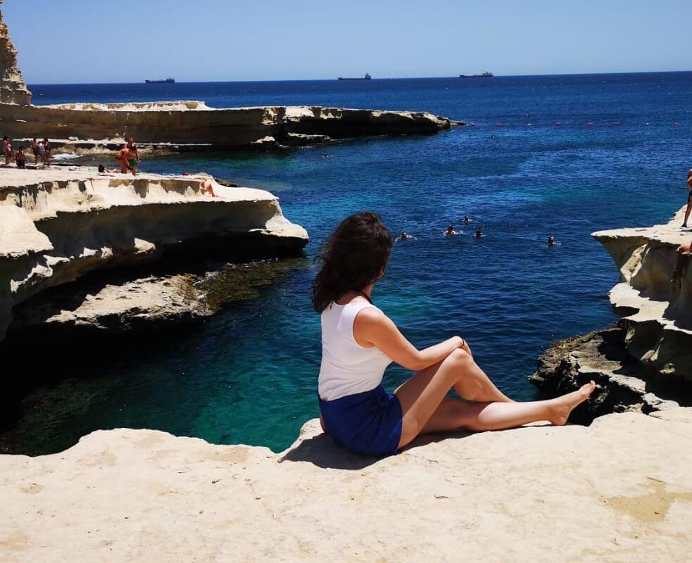 St. Peter's Pool Malta