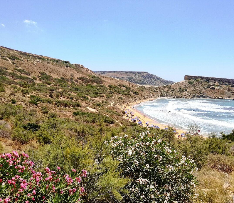 Golden Bay Malta Urlaub