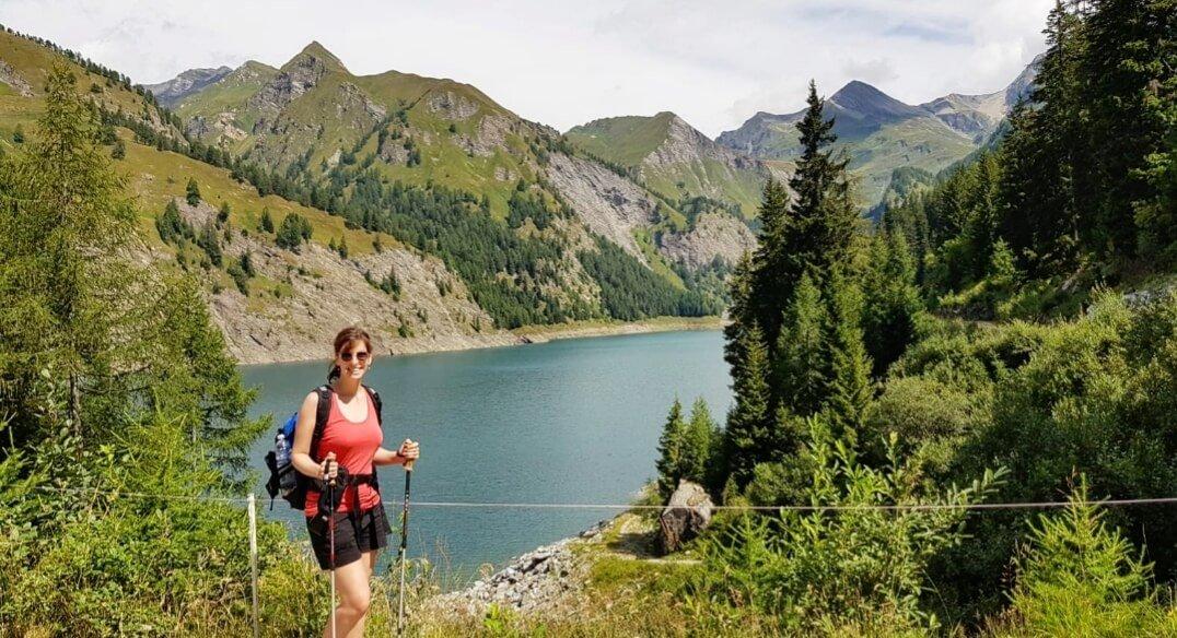 Greina Ebene - Wandern in der Schweiz