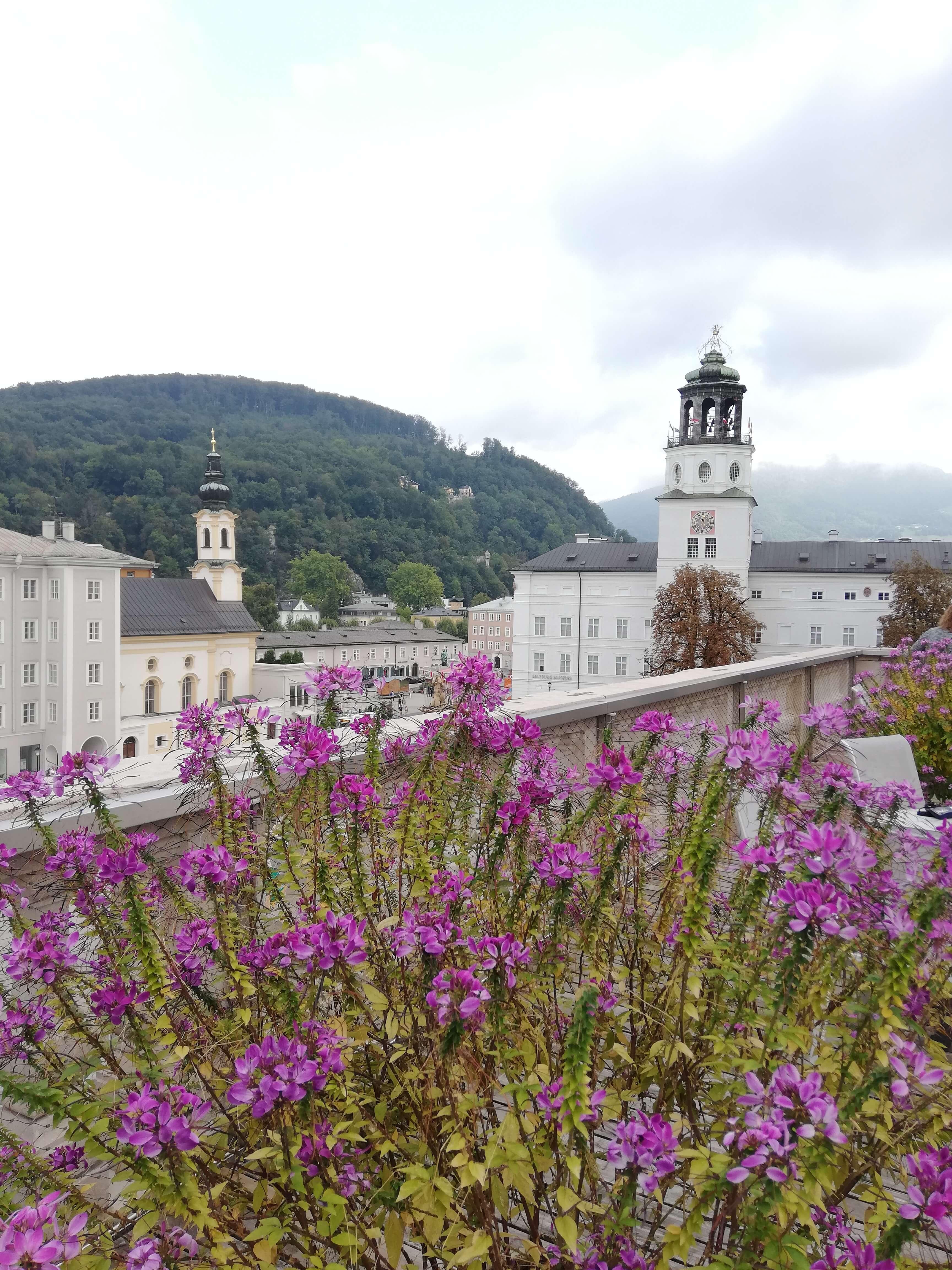 Das Domquartier in Salzburg