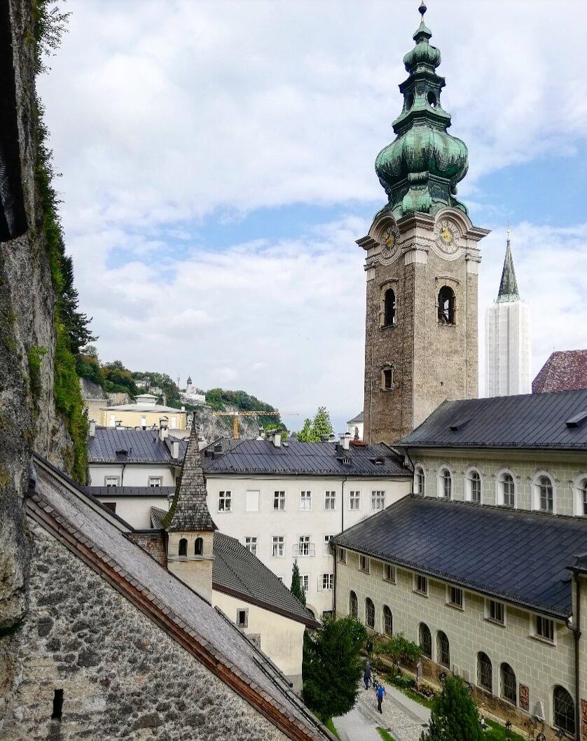 Salzburg Kirchenstadt