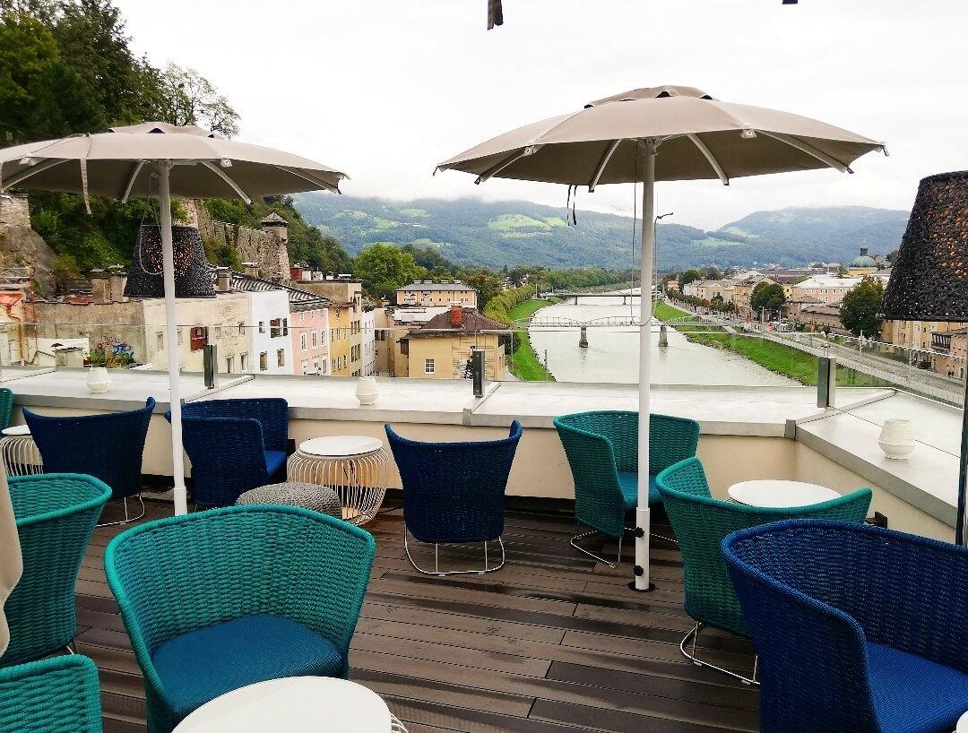 Die Seven Senses Bar in Salzburg  Tourismus