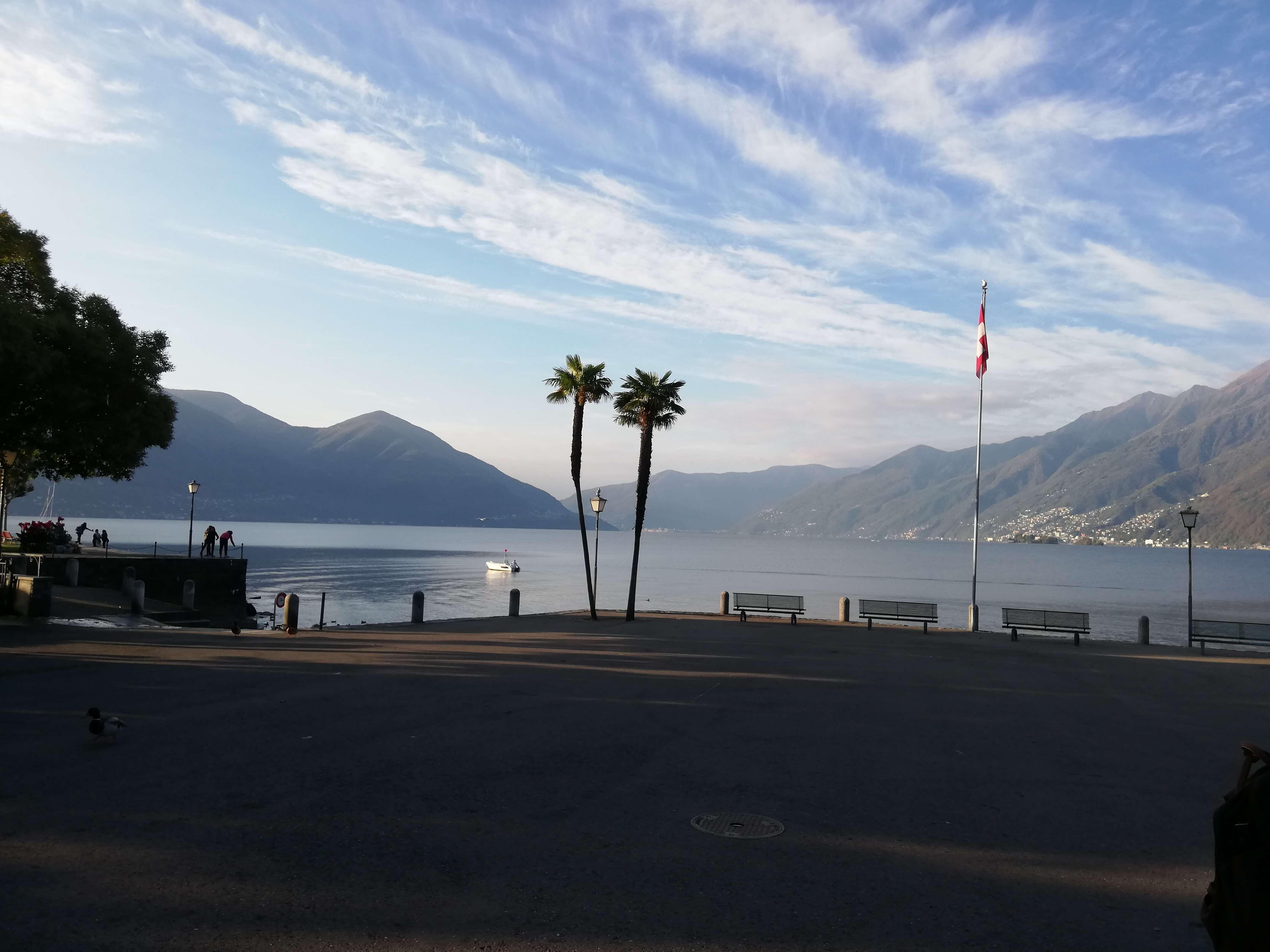 Ascona/Schweiz Lago Maggiore