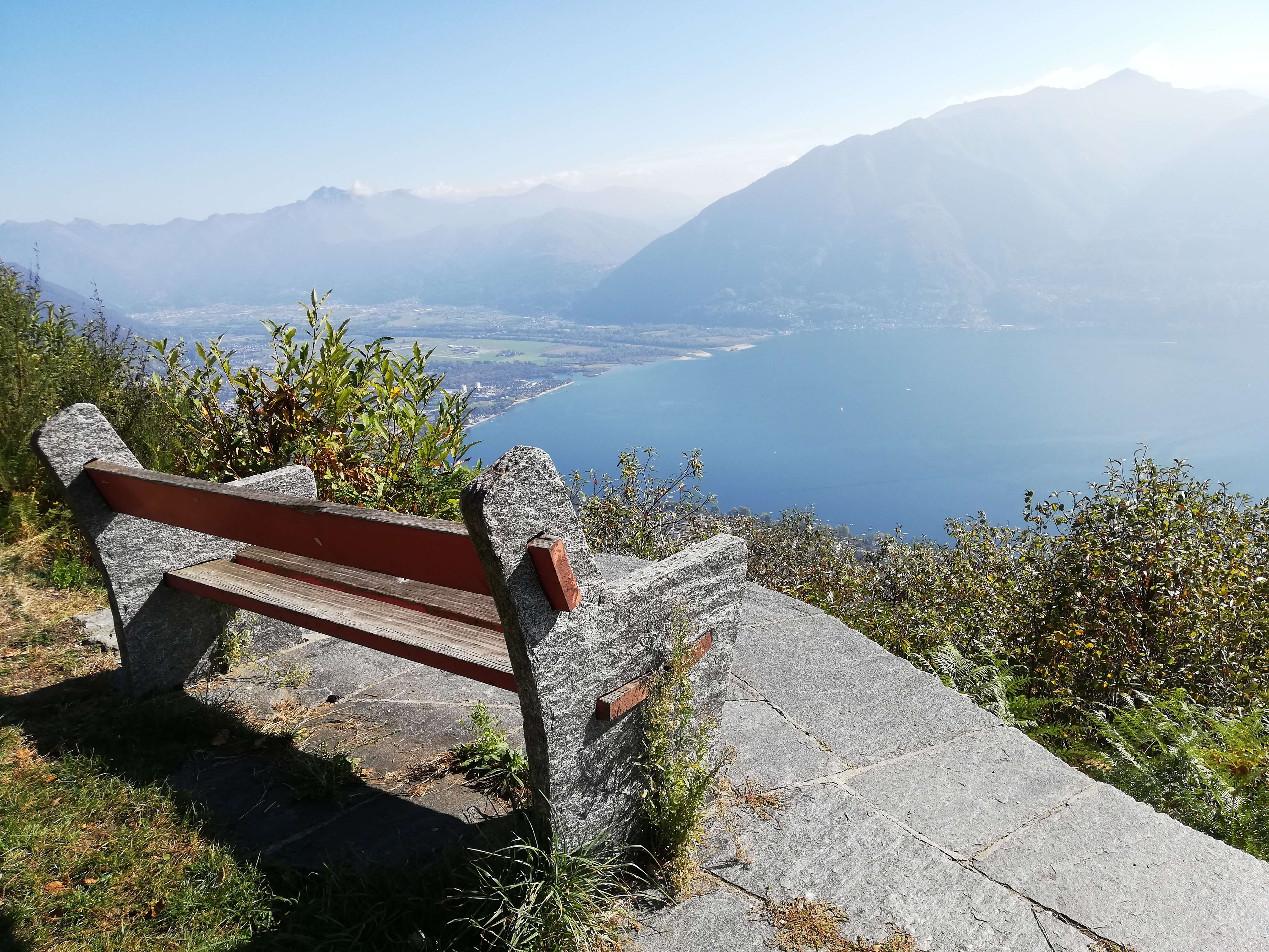 Ausflugsziele rund um Ascona /Schweiz Lago Maggiore