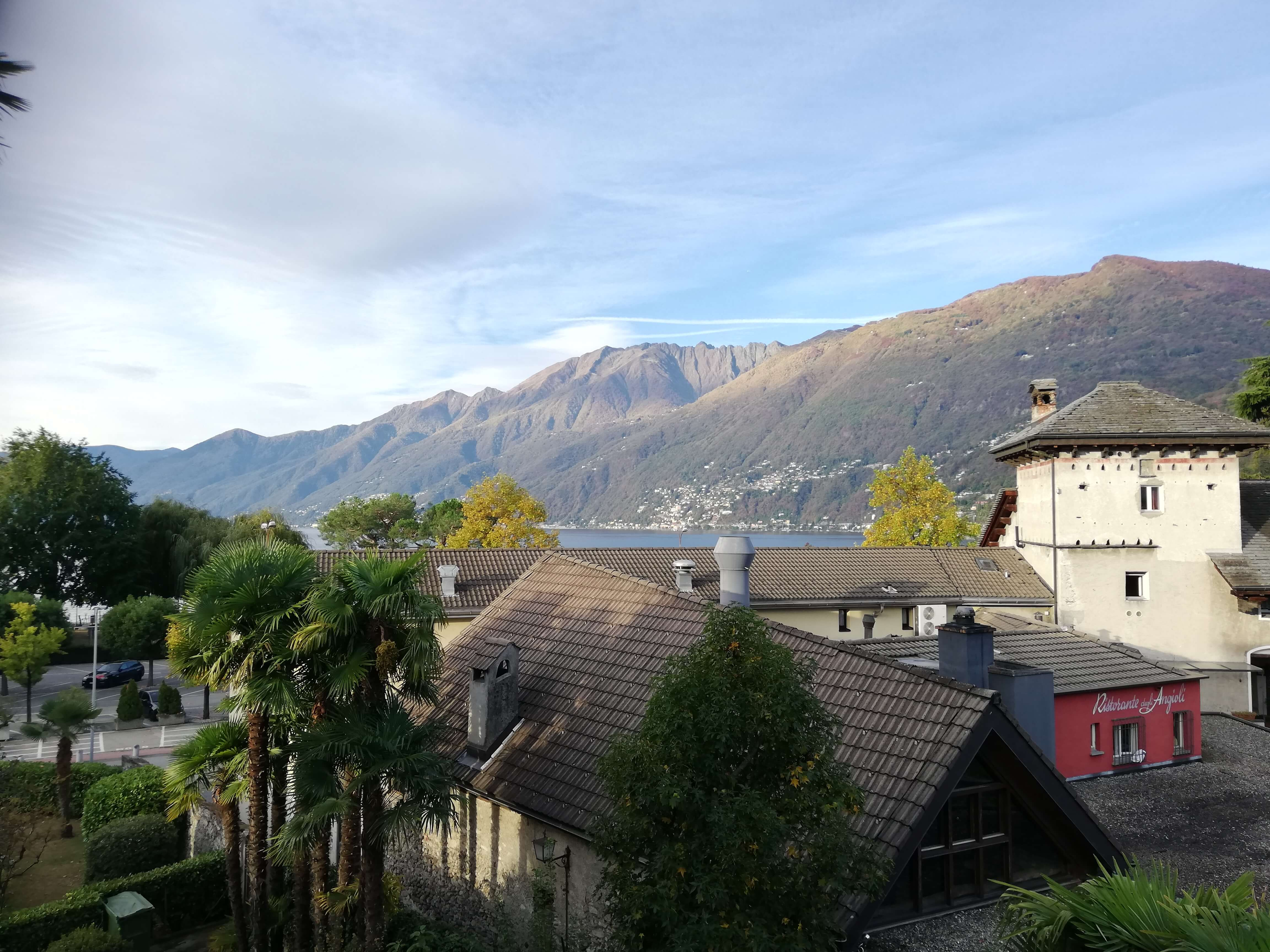 Unterkunft in Ascona