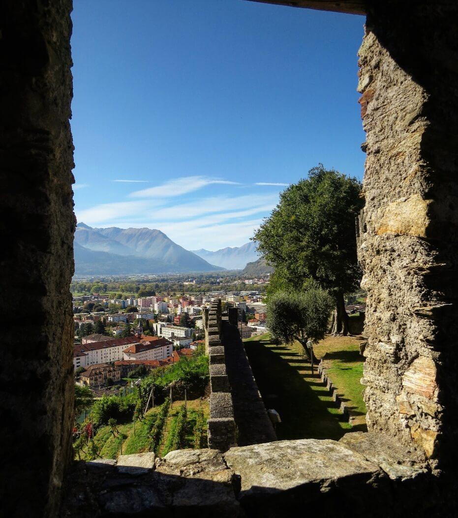 Monte Bello in Bellinzona