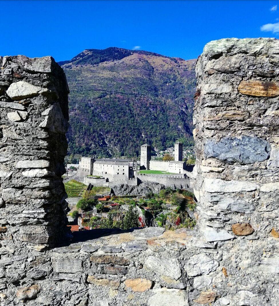Bellinzona Burgen