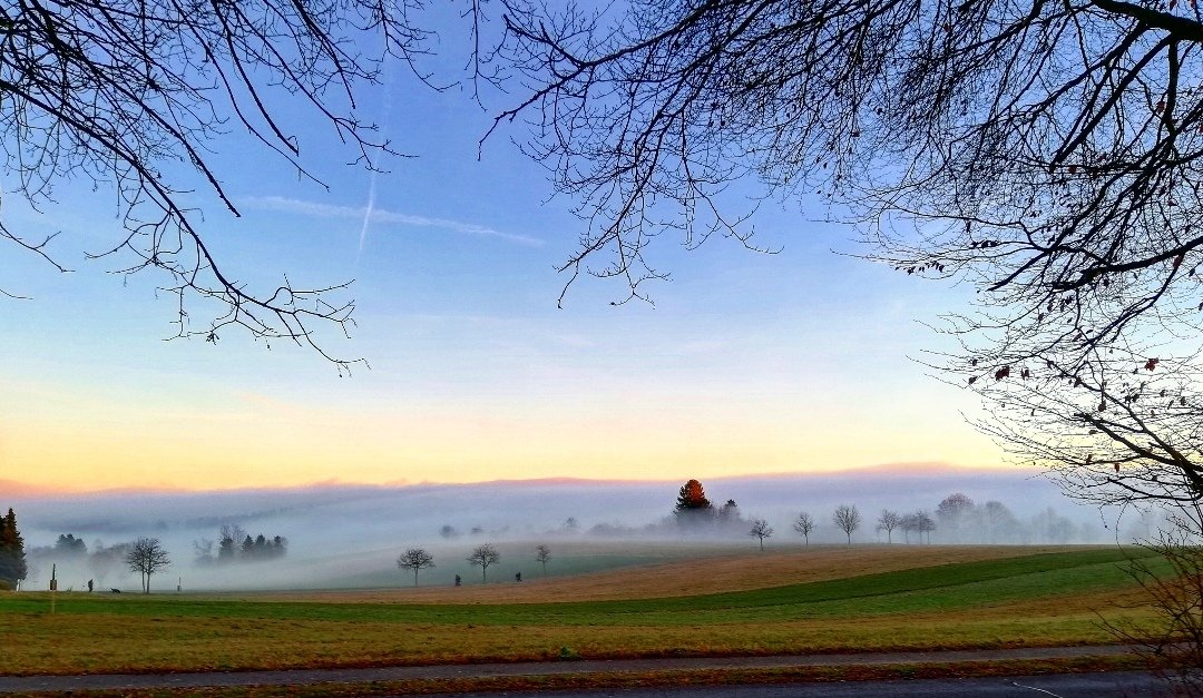 Höchenschwand -Dorf am Himmel