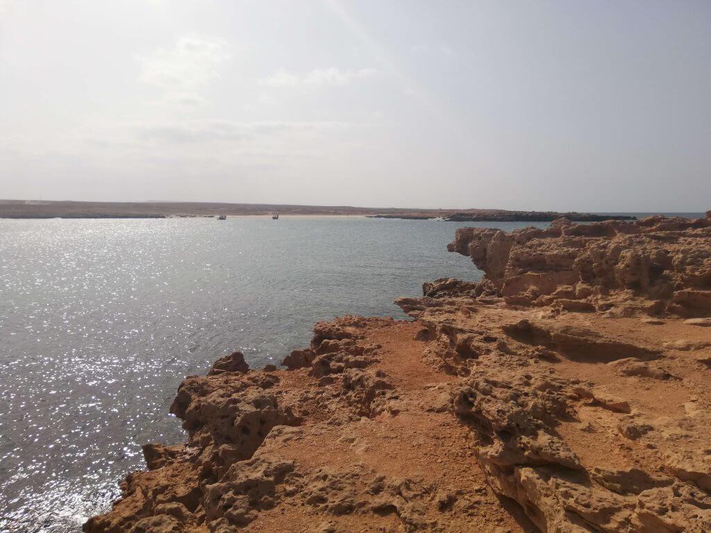 Das Turtle Beach Resort Ras al Jinz