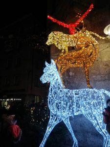 Weihnachtliche Stimmung in Innsbruck