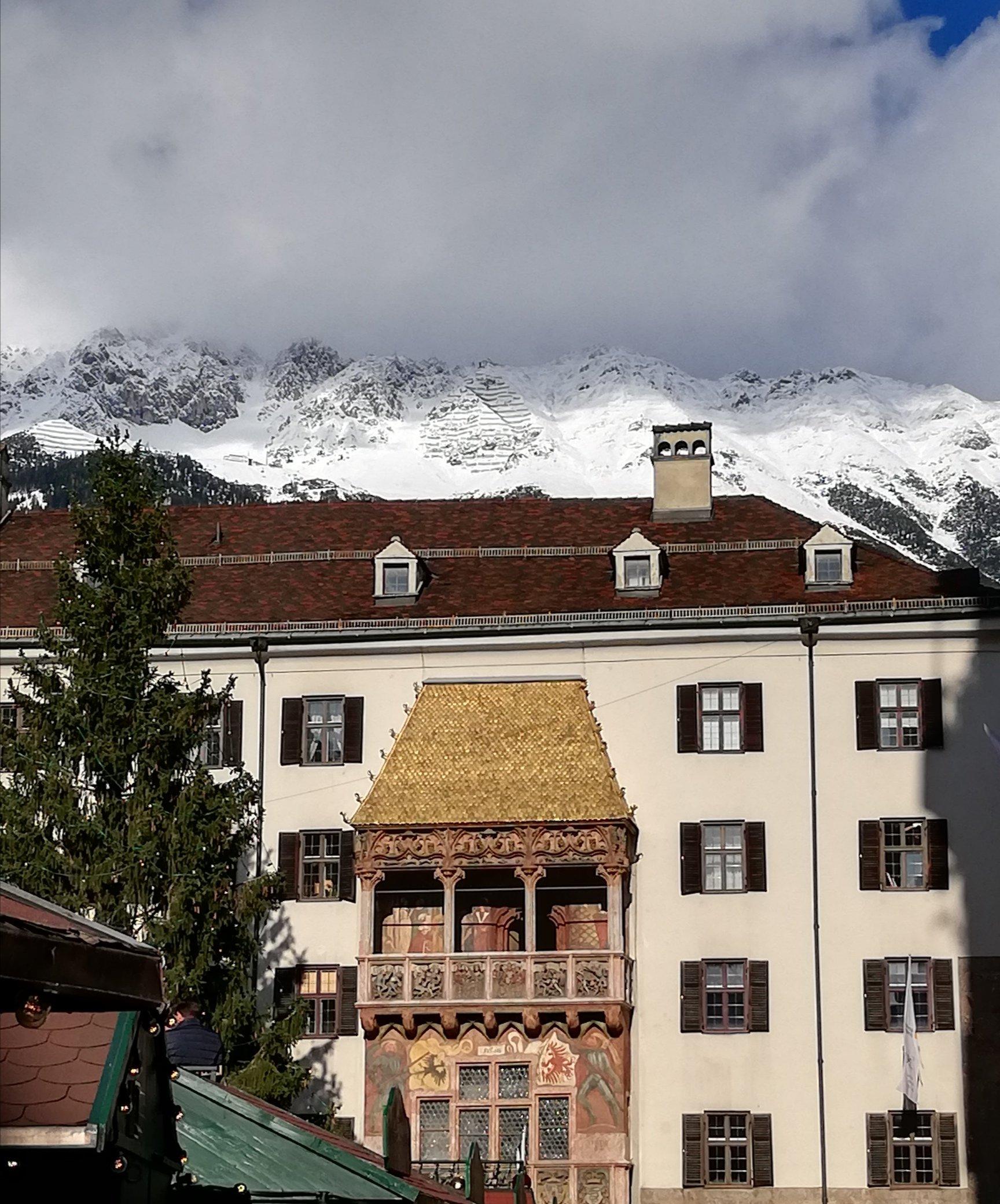Das goldene Dachl Innsbruck Sehenswürdigkeiten