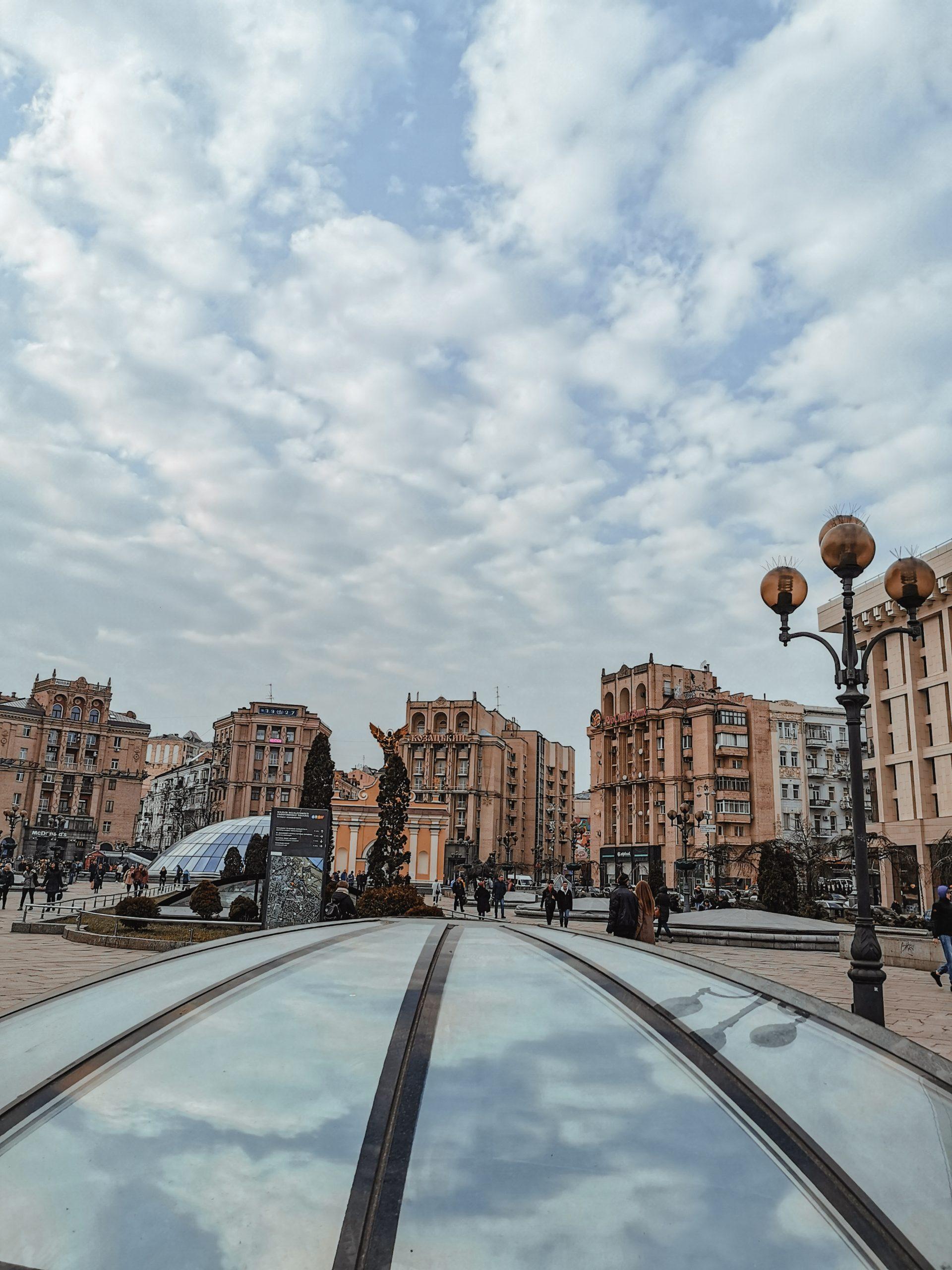 Maidan Nezalezhnost