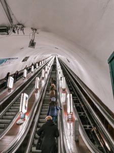 Metro Kiew